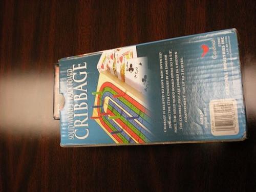 Cómo practicar en Cribbage: Juega Cribbage Solitaire