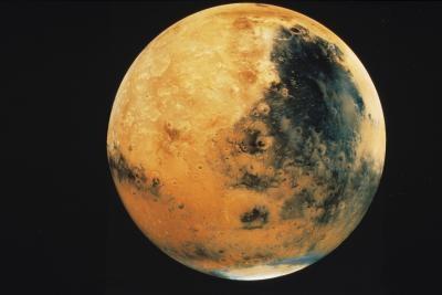 Cómo ver el planeta Marte en el cielo Michigan
