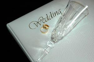 Lista de comprobación de la boda con dos meses por delante