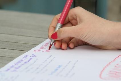 Cómo escribir un poema sobre acróstico Inglés
