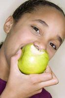 Lo que hace que los niños no quieren comer ciertos alimentos?