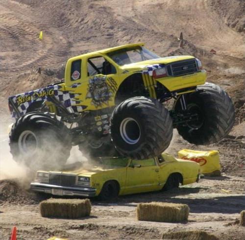 Acerca de Monster Trucks