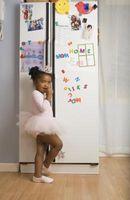 Puede morir a un niño que se queden atascados en un refrigerador?