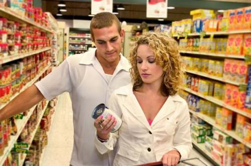 Cómo Grocery Shop para una familia grande