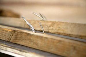 Cosas reciclado de madera