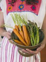 Cómo cocinar comidas saludables para los niños
