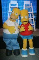 """Cómo derrotar a los alienígenas en el Juego """"Los Simpson"""""""