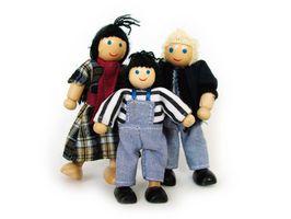 Cómo hacer ropa para muñecas Peg