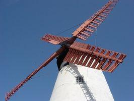 Generador de viento de bricolaje para barcos