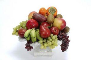Cómo construir una Visualización de la fruta de la ducha nupcial