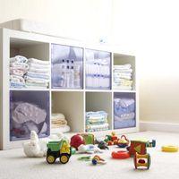 Como el desorden de habitaciones de los niños