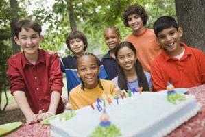 Ideas para celebrar un cumpleaños