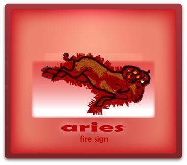 Características signo de Aries estrella