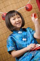 Ideas de la fiesta de Año Nuevo chino de los niños