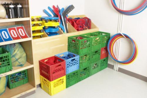 Cómo hacer Tela Cubiertas para contenedores de plástico