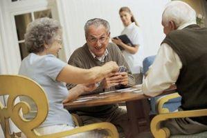 Requerido para ingresar un asilo de ancianos estatal
