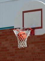 Juegos de relé de baloncesto