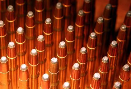 Cómo volver a cargar la bala Remington arma de mano