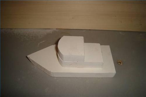 Cómo hacer un simple barco de juguete