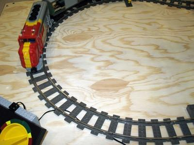 Cómo diseñar HO pista del tren