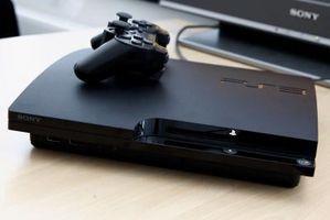 Cómo conectar una PS3 a un televisor después de pasarlo de HDMI