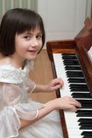 Juegos de piano para niñas