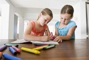 Colorear y juegos divertidos para los niños que hacer