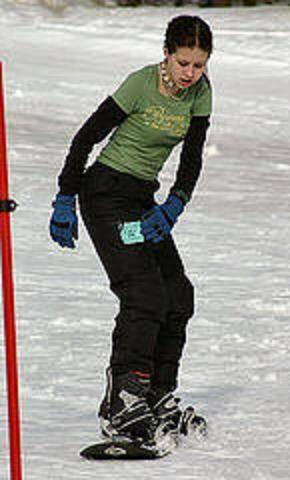 Fundamentos de snowboard