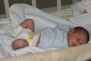 Cómo romper un bebé de dormir con los padres