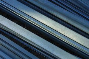 Los factores de conversión de hoja de metal Gauge