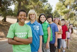 Scavenger Juegos de caza de los grupos juveniles