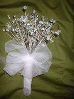 Cómo hacer cristalina de la boda Ramos & Boutonnieres