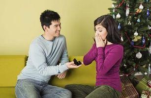 ¿Cómo saber si él está cerca de que pide que usted se case con él