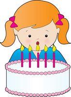 Crear tarjetas de cumpleaños para niños