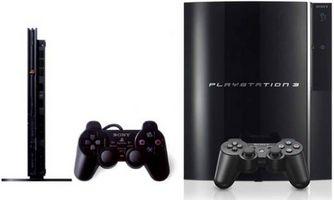 Cómo actualizar una PS3 de 40 Gb para jugar PS2 y PS1 Juegos