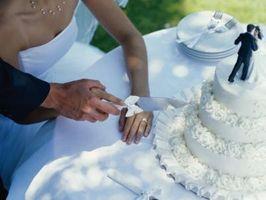 Las ideas para las tortas de boda de playa