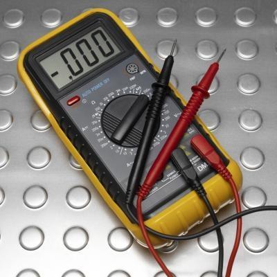 Cómo medir una batería recargable