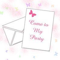 Ideas de la invitación del cumpleaños para niños en edad preescolar