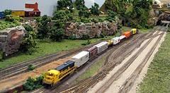 Cómo construir y escalar un diseño de ferrocarril