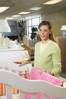 Cómo comprar la primera cama de su bebé