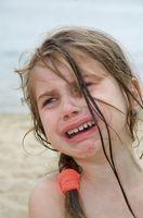 Enojado y resentido duelo El duelo en los niños