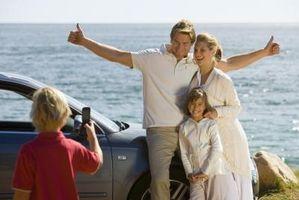 Cómo hacer una foto de familia
