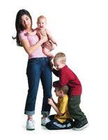 Cómo disciplinar a los niños Cuando niñera