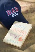 Ideas Día del padre del arte para niños en edad preescolar