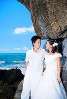 Las ideas de color para una boda de playa