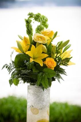 Flores para Bodas de Oro