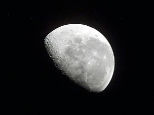 Descripción de las Fases de la Luna