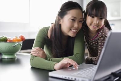 Sitios Web de ordenador libre para juegos infantiles