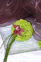 Ideas para la boda de invierno Flores