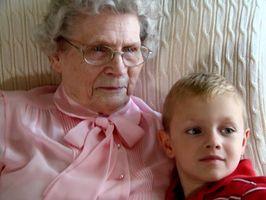 Regalos de la imagen para la abuela